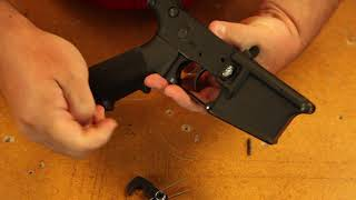 Quickies Ep. 10 - How to Install a Hammer, Trigger, and Disconnector