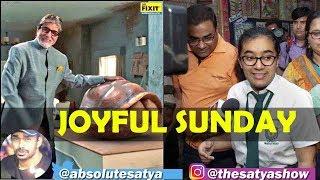 Joyful Sunday | Viral fuddu