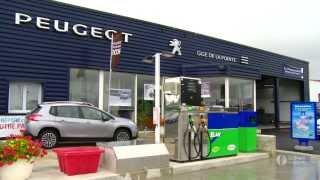 Mécanique, carrosserie : GARAGE DE LE POINTE, Peugeot à Spay