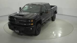 181534 - New 2018 Chevrolet Silverado 2500HD Black Review