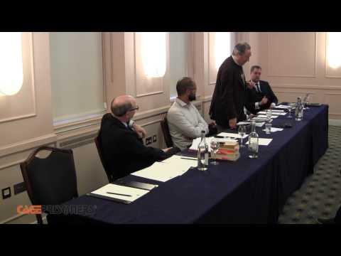 Sir Geoffrey Bindman QC - Legal Seminar: Preserving the Rule of Law 20/05/2013