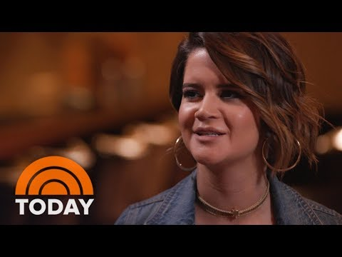 Maren Morris: Writing 'My Church' Was A 'Defining Factor In My Life' | TODAY