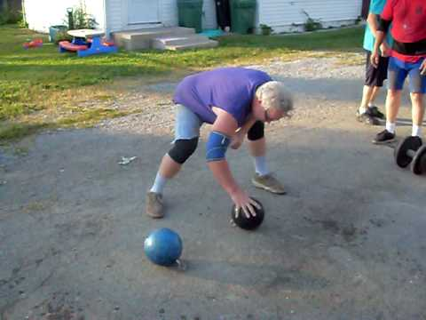 orie old man barnett palming 8lb 12lb bowling ball youtube