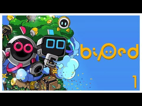 Biped - #1 - THE CUTEST CO-OP GAME YOUu0027VE NEVER HEARD OF!