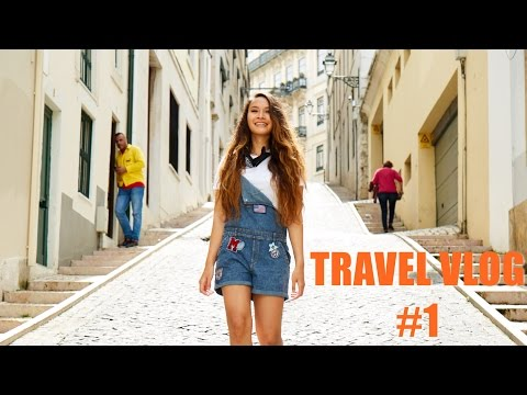 #1 TRAVEL VLOG : Hotline bling in Portugal! [Aliyya takes Lisbon]
