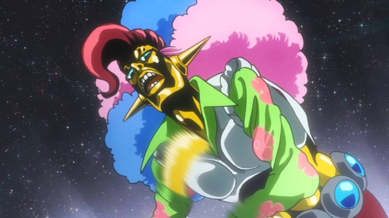 Space Dandy Ger Dub