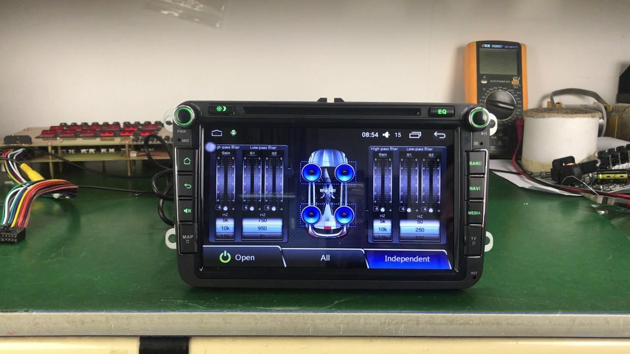 Joying Surround Digital Amplifier Audio Sound System Android