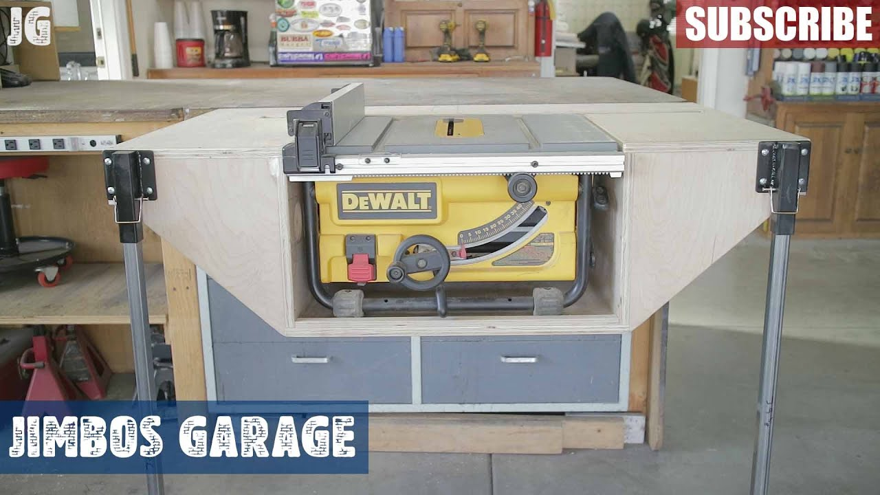 saw prod table dewalt