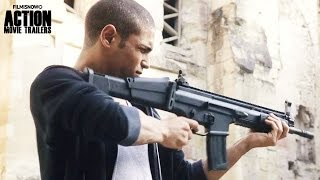 MADE IN FRANCE | Official UK Trailer [Action terrorist thriller] HD