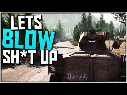I LOVE THE BTR! (Squad Gameplay)