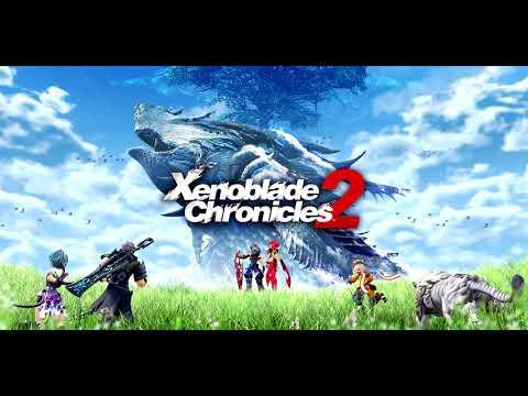 Xenoblade Chronicles 2 - Jump Towards the Morning Sun (Happy Event Scene)