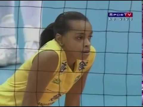 World Championship 2006: Brazil x China