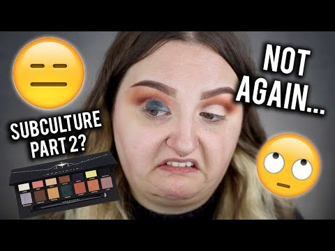 UGH NOT AGAIN..! | ABH PRISM PALETTE REVIEW | FIRST IMPRESSIONS, SWATCHES, TUTORIAL & ISSUES