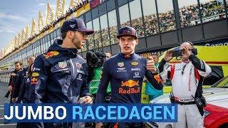 Max Verstappen: 'Volgend jaar voor snelheid, nu voor vermaak in Zandvoort'