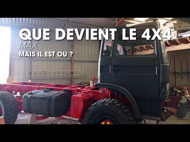 S4/E0 Que devient notre camion 4X4 offroad ?