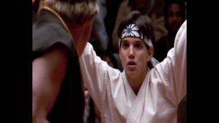 YOU´RE THE BEST (Sub español) KARATE KID HD