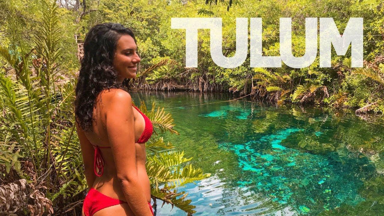 Download UNREAL TULUM! SECRET CENOTES & COBA RUINS