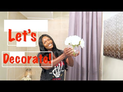 DECORATE WITH ME + HAUL💜BEST FIENDS😃