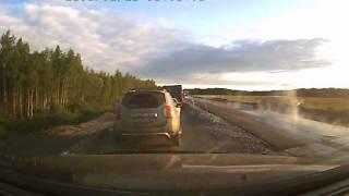 Ремонт дороги на киевском шоссе - вестник апокалипсиса.7