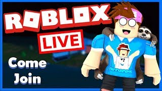 Roblox Live | Come Join! | Road to 3K (imagination event :D)