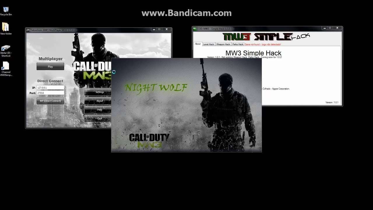 Modern Warfare 3 Prestige Hack for XBOX PS3 PC