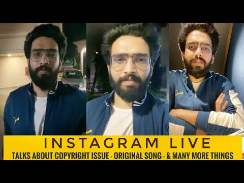 Download Lagu  Amaal Mallik Instagram Live Talks About Copyright Issue, Orijinal  & Many More Thing | SLV2019 Mp3 Free