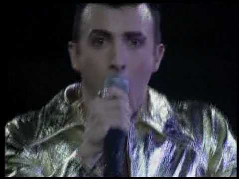Tainted Love- Marc Almond  Royal Albert Hall
