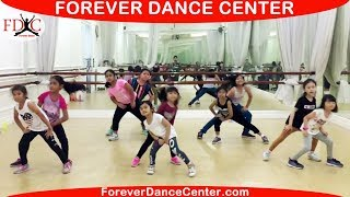 KIDS DANCE HIP HOP DANCE CHOREOGRAPHY KIDS HIPHOP DANCE VIDEO