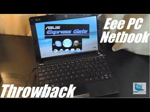 "Retro Review: Asus Eee PC ""Seashell"" Netbook - Chromebook Ancestor?"