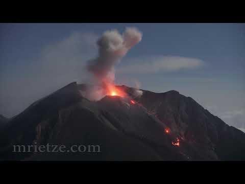 Sangeang Api Timelapse