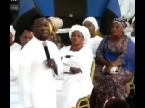 Download NIGERIAN PASTOR WHO CLAIMS THAT ONLY MAD MEN LAST LONGER THAN 5 MINS DURING SEX