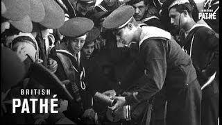 """War Spirit"" In Italy? (1930)"