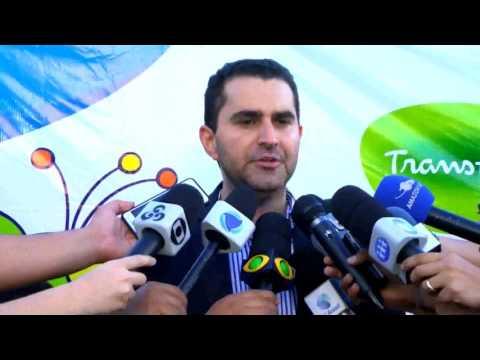 Amazônia News | Inauguração dos anéis olímpicos Manaus 2016