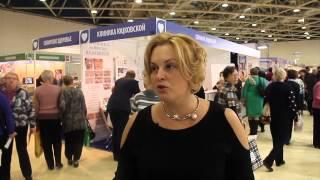 Яна Юцковская о форуме 50+. Ноябрь 2015
