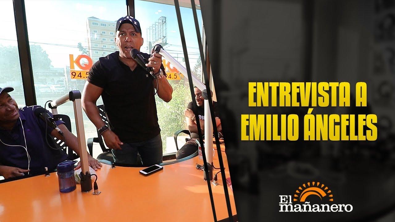 Enfrentamiento de Ruben el Papalote VS  Emilio Ángeles