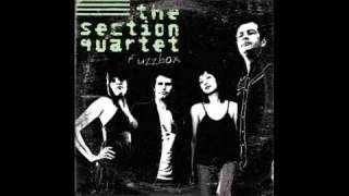 Time is Running Out - The Section Quartet