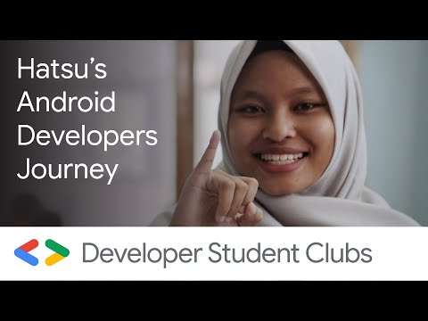 A deaf student becomes an Android app developer for her community