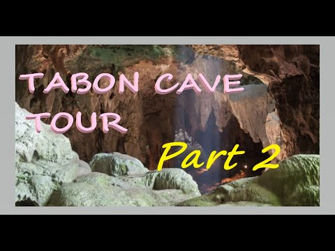 The Unforgettable Tour (Tabon Cave, Palawan,Phils.)   PART 2