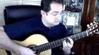 MILONGA FOR GUITAR BY JORGE CARDOSO