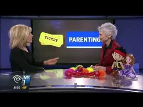 TDF's Autism Theatre Initiative on NY1 Parenting