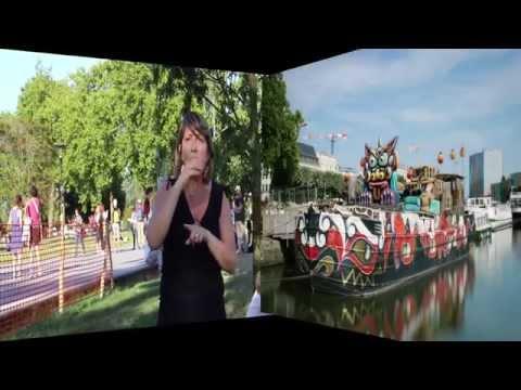 Voyage à Nantes 2015 en LSF : Témoignages