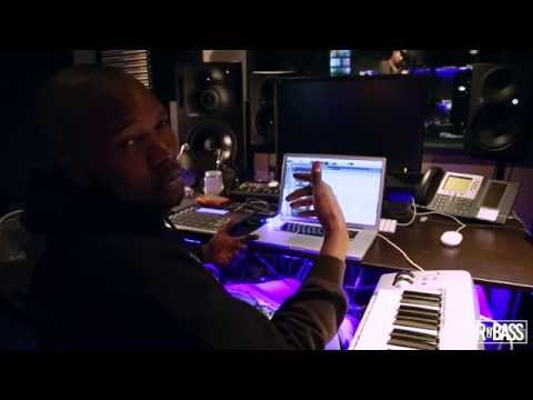 Producers Place: Count Justice (Making of: Chris Brown - New Flame Feat. Usher & Rick Ross) Part 2