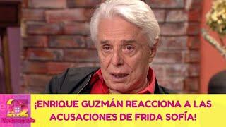 Programa del 8 de abril 2021 | ¡Enrique Guzmán reacciona a la acusación de abuso de Frida Sofía!