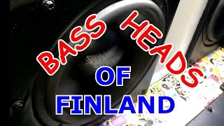 BassHeads Of Finland!