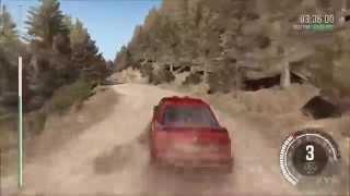 DiRT Rally - BMW E30 M3 Evo Rally Gameplay (PC HD) [1080p]