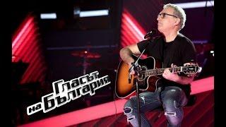 Иван Енчев - Baby, Can I Hold You Tonight - Гласът на България 4 – Кастинги (25.03.2017)