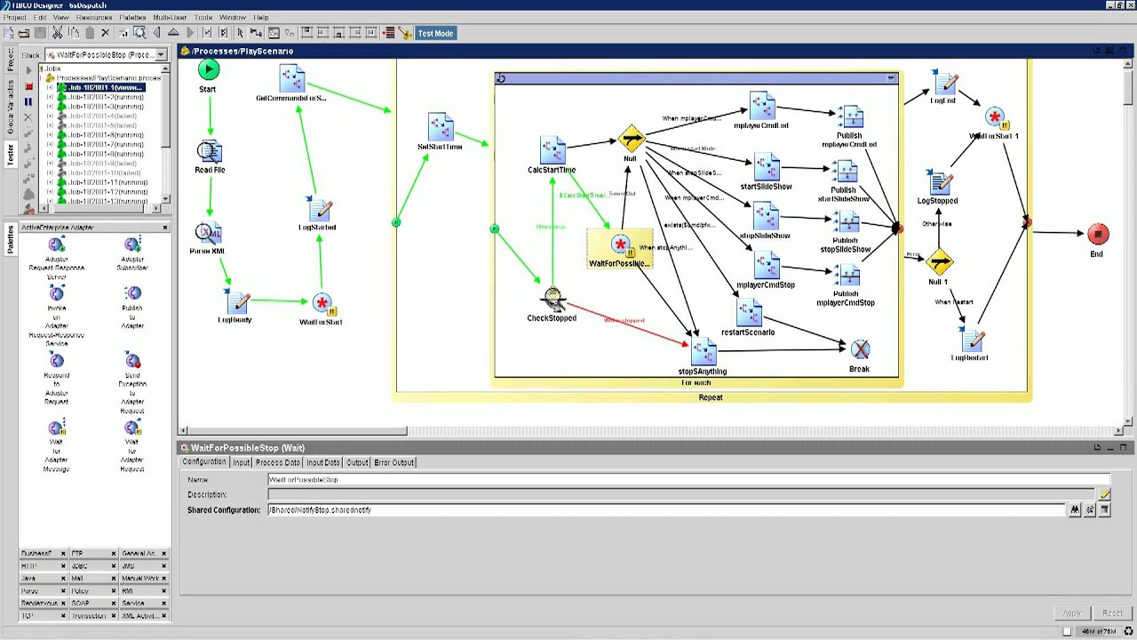 tibco esb architecture Enterprise Application Integration - TIBCO - YouTube