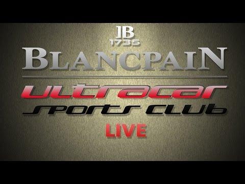 Blancpain Ultracar Sports Club - Aston Martin Vulcan - LIVE