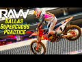 Download lagu Dallas Supercross Practice RAW - Motocross Action Magazine