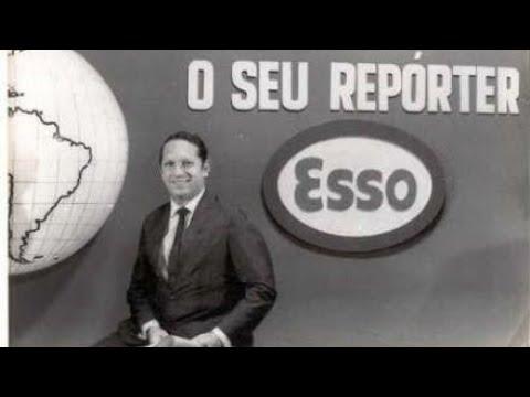 Uma viagem no tempo com Reporte ESSO. - YouTube